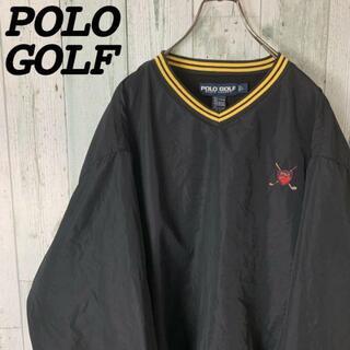 POLO RALPH LAUREN - 【グッドカラー⭐︎】 ポロゴルフ ラルフローレン ワンポイント 刺繍 ジャケット