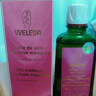 ヴェレダ(WELEDA)のヴェレダのローズオイル(フェイスオイル/バーム)