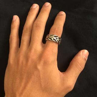 キャリー(CALEE)のシルバーリング(リング(指輪))