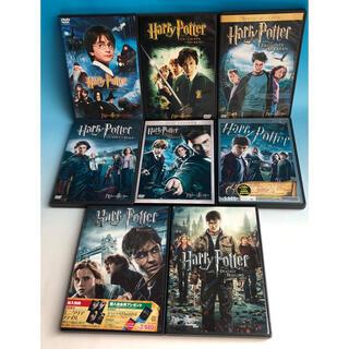 ハリーポッター Harry Potter 全巻 DVD 8巻 セット (外国映画)