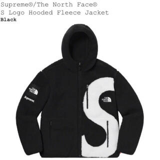 シュプリーム(Supreme)のSupreme S Logo hooded fleece jacket M(ブルゾン)