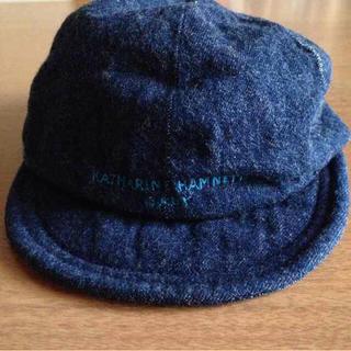 キャサリンハムネット(KATHARINE HAMNETT)のキャサリンハムネット キャップ 46cm(帽子)
