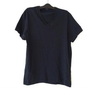 プラダ(PRADA)のプラダ 半袖Tシャツ サイズM メンズ - 黒(Tシャツ/カットソー(半袖/袖なし))
