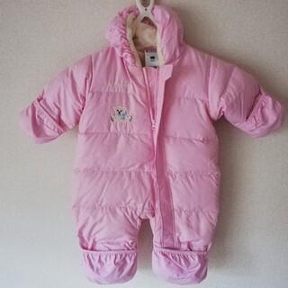 コロンビア(Columbia)のベビーコート ベビーロンパース 乳児 防寒着 ベビースキーウエア 幼児スキーウエ(ロンパース)