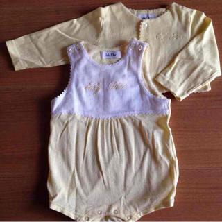 ベビーディオール(baby Dior)のbaby Dior サイズ80(セレモニードレス/スーツ)