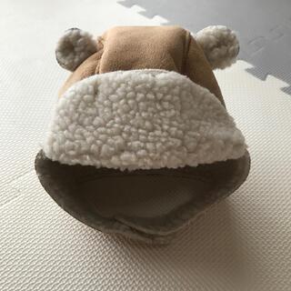 ベビーギャップ(babyGAP)のベビーギャップ くま耳パイロット帽(帽子)