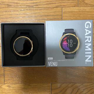 ガーミン(GARMIN)のGARMIN VENU スマートウォッチ(腕時計(デジタル))