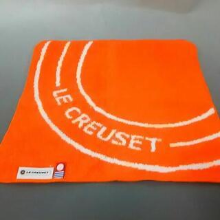 LE CREUSET(ルクルーゼ) ハンカチ新品同様