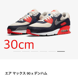 ナイキ(NIKE)のデンハム × ナイキ エアマックス90 インフラレッド(スニーカー)