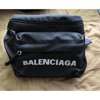 バレンシアガ(Balenciaga)のバレンシアガ BALENCIAGA ウエストポーチ バッグ(ウエストポーチ)