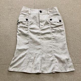 クードシャンス(COUP DE CHANCE)のクードシャンス/スカート/34(S)サイズ(ひざ丈スカート)