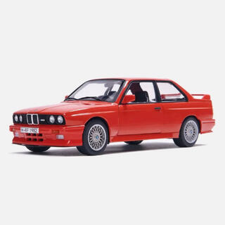 ビーエムダブリュー(BMW)のkith bmw red(ミニカー)