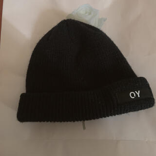 ワイスリー(Y-3)のOY ニット帽(ニット帽/ビーニー)