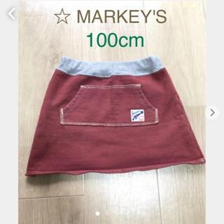 マーキーズ(MARKEY'S)のマーキーズ スカート MARKEY'S    ゴムスカート スウェットスカート(スカート)