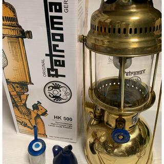 ペトロマックス(Petromax)のペトロマックスHK500 ブラス(ライト/ランタン)