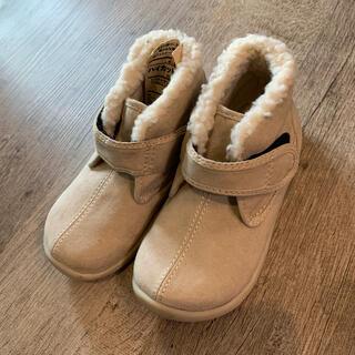 ムジルシリョウヒン(MUJI (無印良品))のMUJI 17センチ ブーツ ハイカットシューズ新品(ブーツ)
