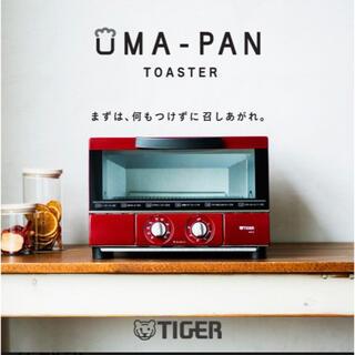 タイガー(TIGER)の タイガー KAE-G13NR レッド (調理機器)