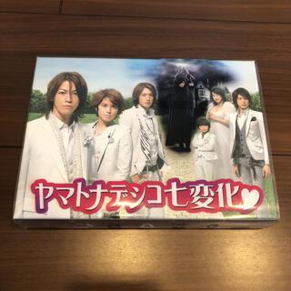 カトゥーン(KAT-TUN)のヤマトナデシコ七変化 DVD-BOX〈6枚組〉 KAT-TUN 亀梨和也(TVドラマ)