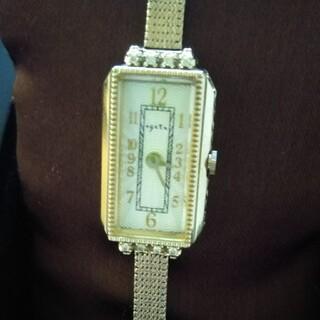アガット(agete)のagete クリスマス限定腕時計(腕時計)