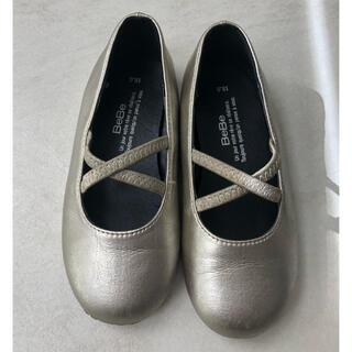 ベベ(BeBe)のBeBe 女の子靴 18cm(フォーマルシューズ)