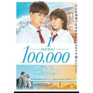 ジェネレーションズ(GENERATIONS)の10万分の1 ムビチケ(日本映画)
