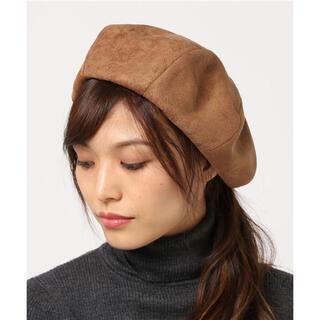 ウィゴー(WEGO)のベレー帽(ハンチング/ベレー帽)