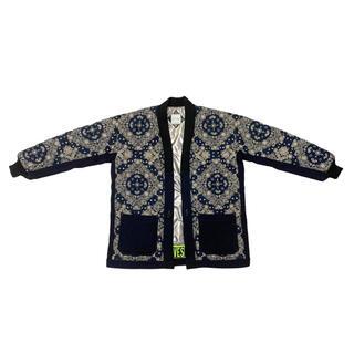 ヴィスヴィム(VISVIM)の【FURY】20AW バンダナキルティング 着物ジャケット(ブルゾン)
