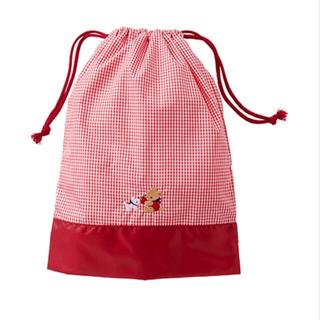 familiar - ファミリア 巾着 ポーチ