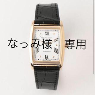 ビューティアンドユースユナイテッドアローズ(BEAUTY&YOUTH UNITED ARROWS)のBEAUTY&YOUTH レザートノー 腕時計 《美品》5%offクーポン(腕時計)