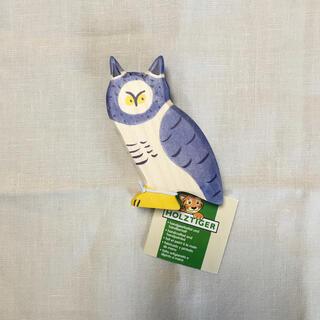 キャラメルベビー&チャイルド(Caramel baby&child )のholztiger OWL フクロウ(知育玩具)