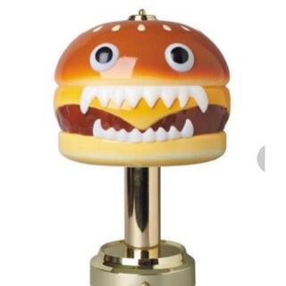 アンダーカバー(UNDERCOVER)のUnder cover hamburger lamp ハンバーガーランプ(テーブルスタンド)