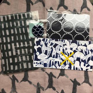 ミナペルホネン(mina perhonen)のミナペルホネン つづく展 ポストカード他セット(写真/ポストカード)