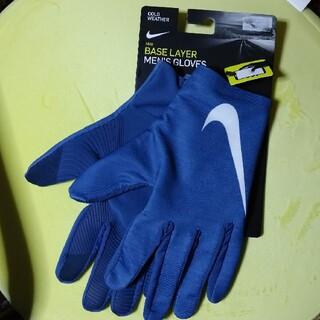 ナイキ(NIKE)の新品☆NIKEナイキ手袋(M)(手袋)