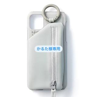 ユナイテッドアローズ(UNITED ARROWS)のajew iPhoneケース 11pro(iPhoneケース)