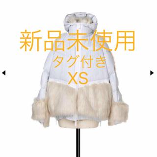 サカイ(sacai)のサカイ×ナイキ♡sacai×NIKE ダウンXS(ダウンジャケット)