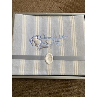 クリスチャンディオール(Christian Dior)のDior ディオール タオルシーツ タオルケット (シーツ/カバー)