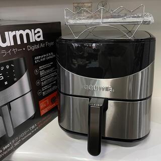 コストコ(コストコ)のGOURMIA デジタルエアーフライヤー  GAF680(調理機器)