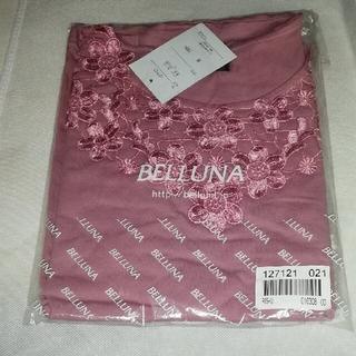 ベルーナ(Belluna)の①ベルーナLL 強綿プルオーバー40代~60代 Tシャツ カットソー(チュニック)