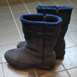 リーボック(Reebok)のイージートーン紺色ブーツ(ブーツ)