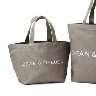 ディーンアンドデルーカ(DEAN & DELUCA)のディーン&デルーカ チャリティートートバッグ2020 オリーブ S(トートバッグ)