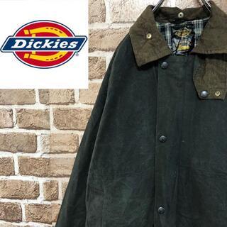 ディッキーズ(Dickies)の♡ディッキーズ♡イングランド製オイルジャケット ビッグサイズ ウェストフィールド(その他)