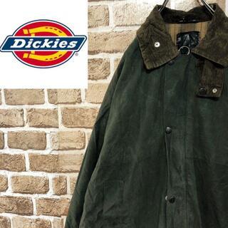 ディッキーズ(Dickies)の♡ディッキーズ♡イングランド製 オイルジャケット ビッグサイズ カーキ(その他)