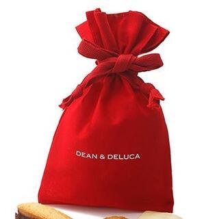 ディーンアンドデルーカ(DEAN & DELUCA)のディーン&デルーカレッドプティフールバッグ(菓子/デザート)