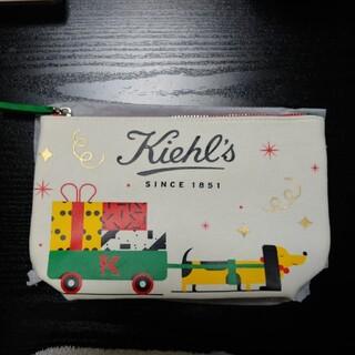 キールズ(Kiehl's)のKiehl's ホリデイ限定(ポーチ)