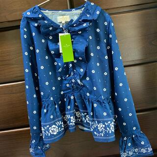 ケイトスペードニューヨーク(kate spade new york)の新品 ケイトスペード シャツ(Tシャツ/カットソー)