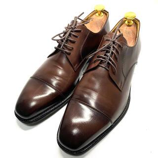 UNITED ARROWS - ☆超美品☆ ユナイテッドアローズ ストレートチップ 25.5  革靴 25.5