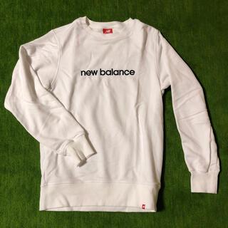 ニューバランス(New Balance)のニューバランストレーナー☆未使用(トレーナー/スウェット)