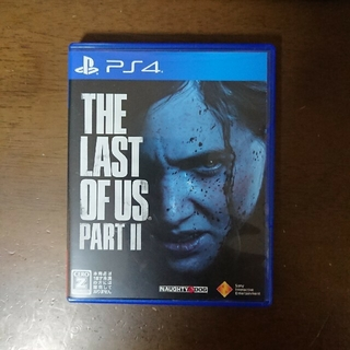 The Last of Us Part II(初回購入特典あり)(家庭用ゲームソフト)