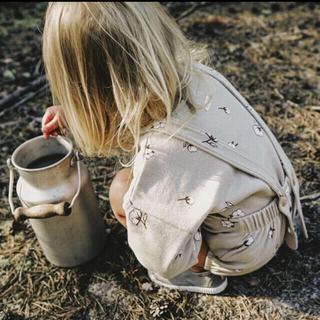 キャラメルベビー&チャイルド(Caramel baby&child )の本日限り7%offクーポンお使いいただけます✨ organiczoo  (トレーナー)