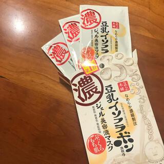 豆乳イソフラボン マスク(パック/フェイスマスク)